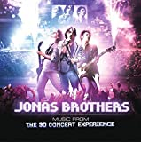 Jonas Brothers: Music from the 3D Concert Experience