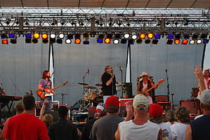 The Marshall Tucker Band