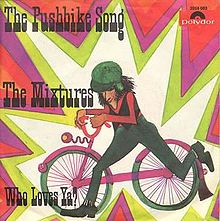 The Pushbike Song