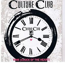 Time (Clock of the Heart)