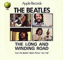 The Long and Winding Road/For You Blue