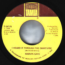 (I Heard It) Through the Grapevine