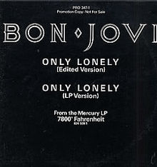 Only Lonely