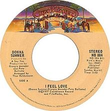 I Feel Love (remix)