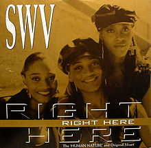 Right Here (Human Nature)/Downtown