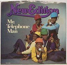 Mr. Telephone Man