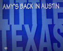 Amy's Back in Austin