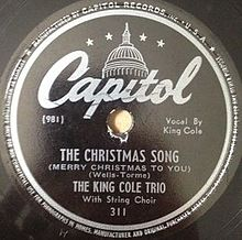 The Christmas Song (Chestnuts Roasting on an Open Fire)